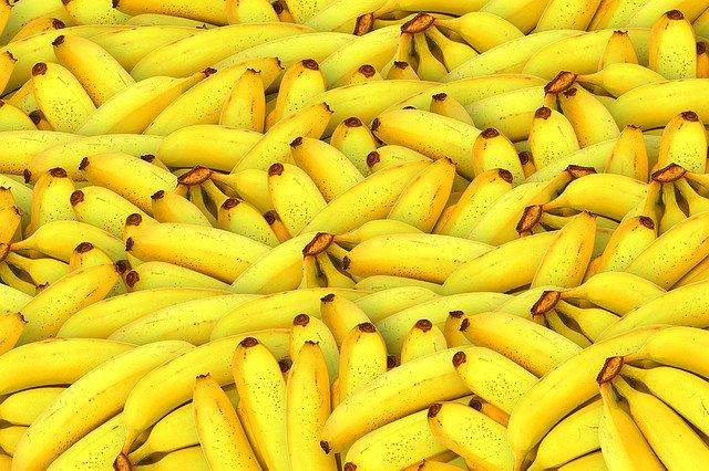banana para cachorro