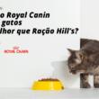 Para Gatos: Ração Royal Canin é melhor que ração Hills?