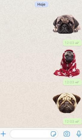 Screenshot passo 8 como criar figurinhas para whatsapp